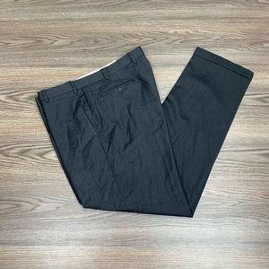 Zanella Charcoal Grey Dress Pants 42x34
